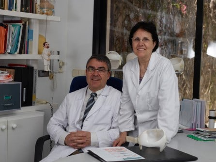 doctor e infermera